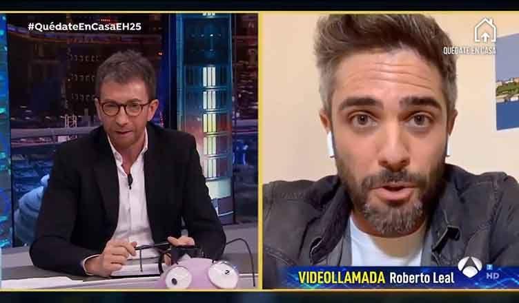 Roberto Leal contesta a Pablo Motos
