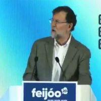 Vídeo | Mariano Rajoy vuelve por la puerta grande con una de sus frases indescifrables