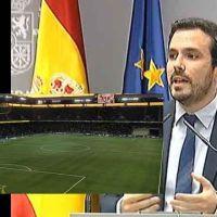 Garzón se pone serio con la publicidad de las apuestas: prohibida salvo de madrugada y sin excepciones para el fútbol