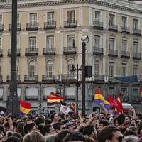 """Convocan otra manifestación contra la """"monarquía corrupta"""" en Madrid"""