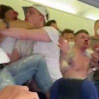 Vídeo | A puñetazo limpio en un vuelo de Ámsterdam a Ibiza por no llevar la mascarilla