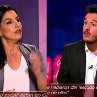 Vídeo | El gran retrato de Diego Losada a Rocío Monasterio, y la rabia posterior de VOX