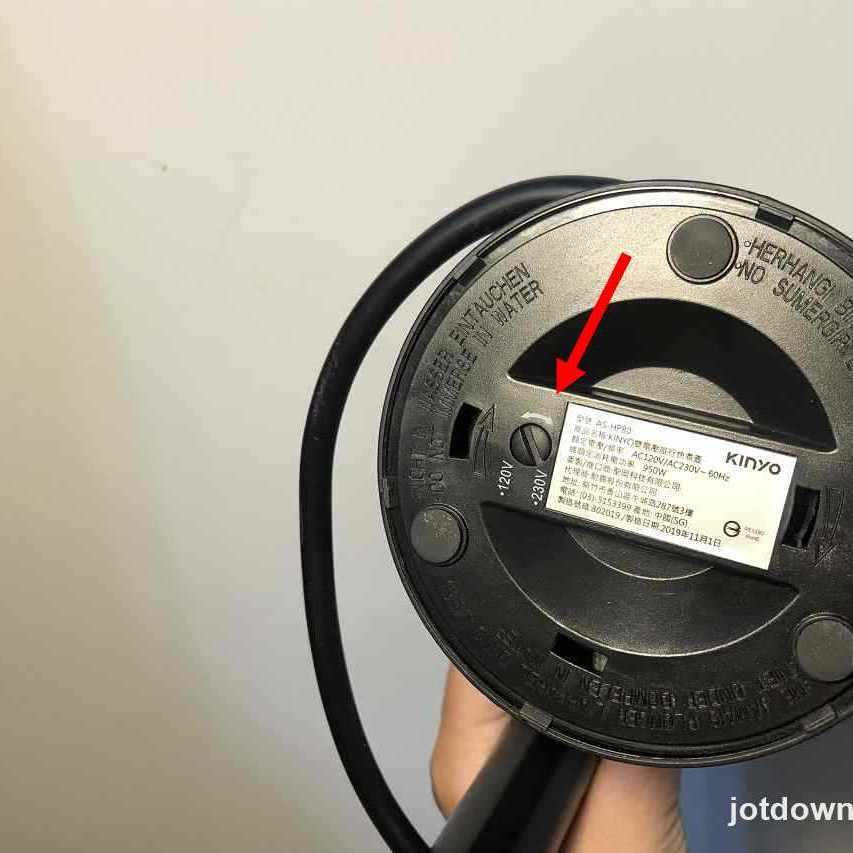 雙電壓 KINYO 雙電壓0.6L旅行快煮壺 AS-HP80 2020快煮壺推薦