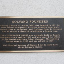 solvang-founders-plaque