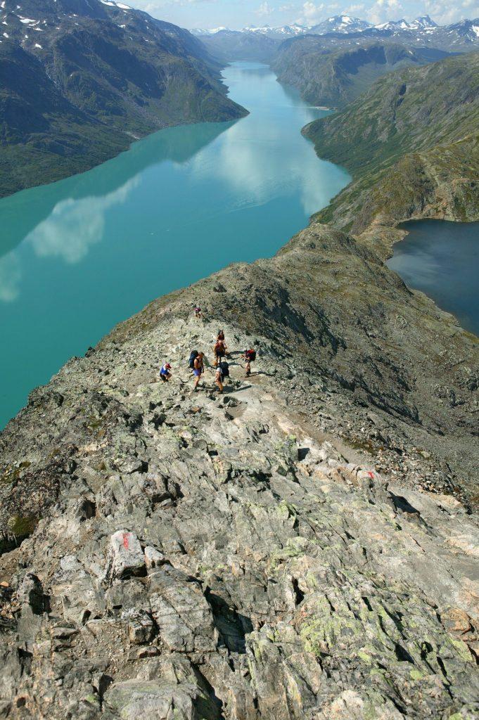 Besseggen ©Visit Norway, Morten Helgesen