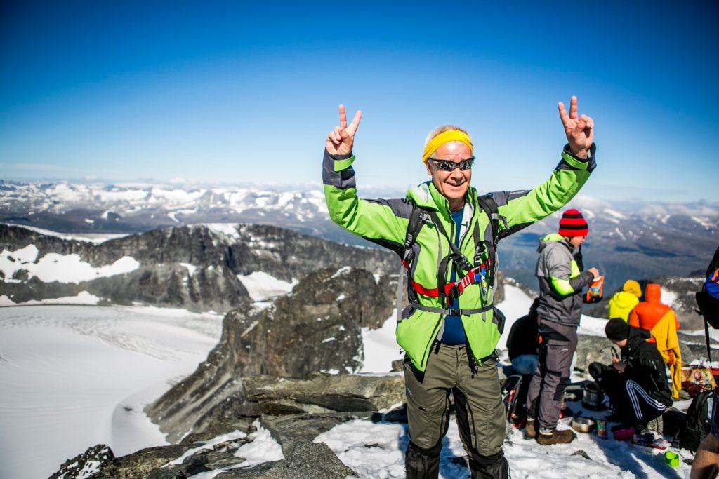 Galdhøpiggen Photo by Christian Roth Christensen – Visit Norway