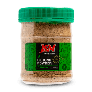Biltong Powder Original 100g