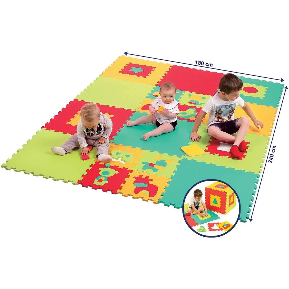 tapis mousse jumbo jouets 1er age