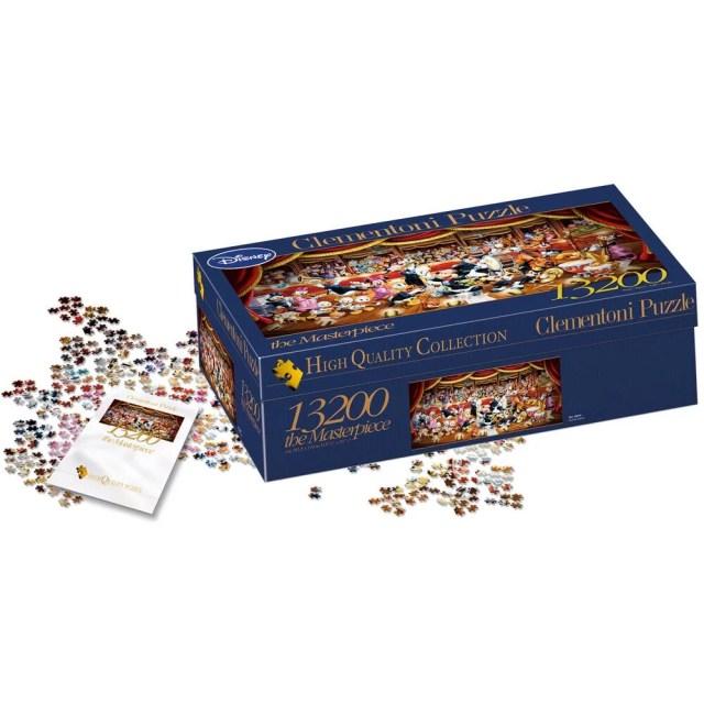 Puzzle 15 pieces - orchestre disney  puzzle  jouéclub