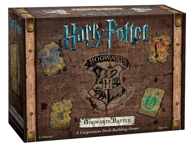Deck-building Harry Potter et la bataille de Poudlard 1