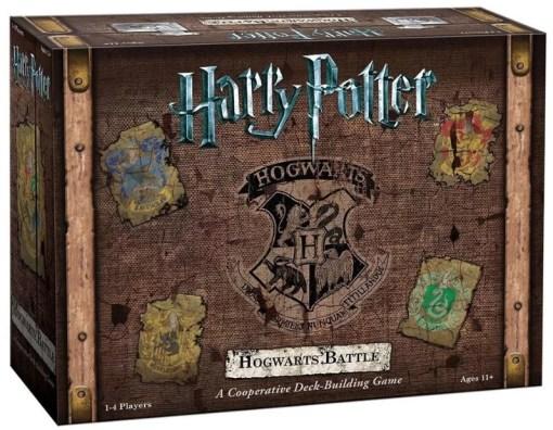 USAopoly : Harry Potter et la bataille de Poudlard 2
