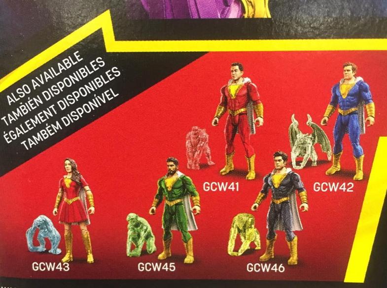 Les figurines DC Comics Shazam arrivent en boutique 2