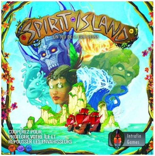 Spirit Island - Intrafin 3