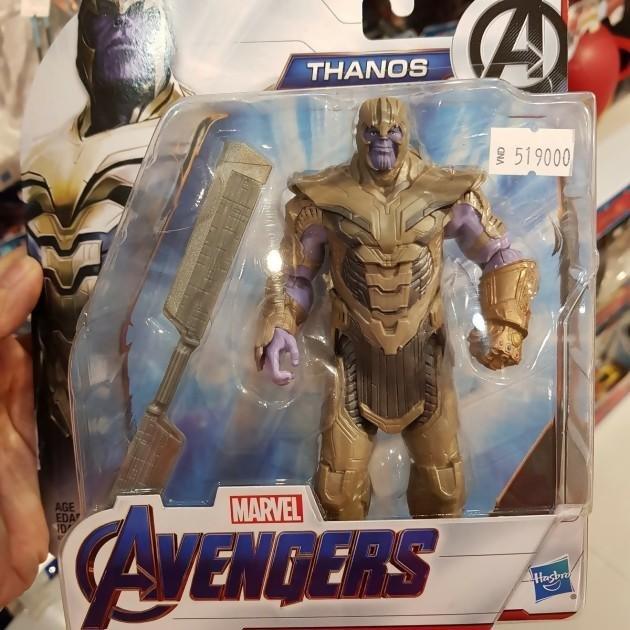 Quand les jouets annoncent la fin de Avengers Endgame 5