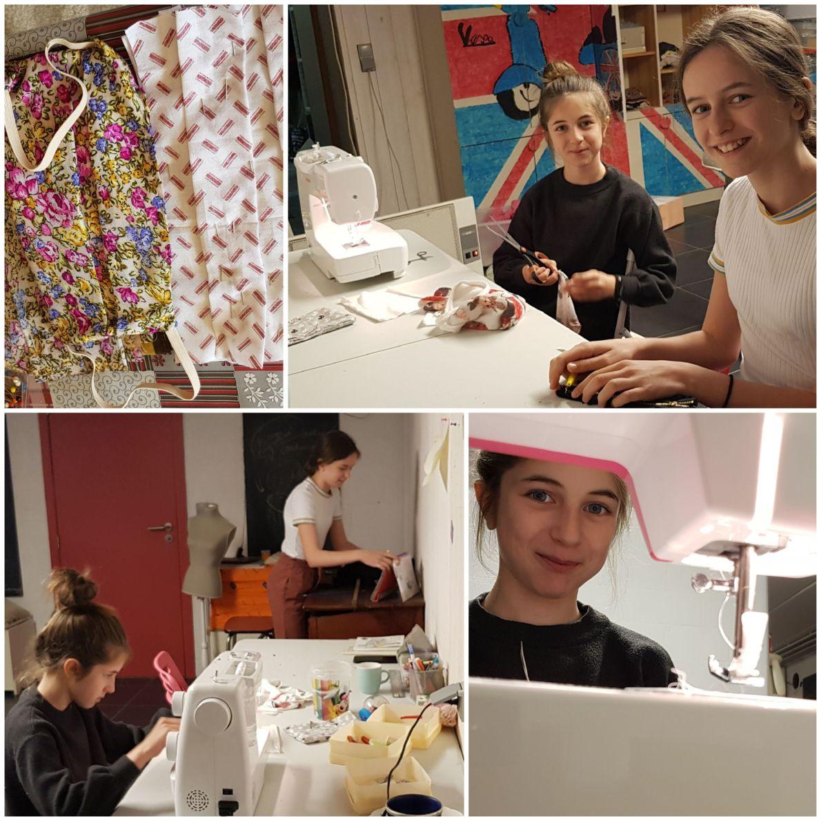 Atelier de Couture de Fleur et Toscane