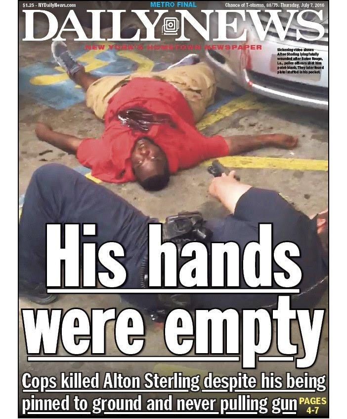Fox News Downplays Baton Rouge Killing | journal-isms com