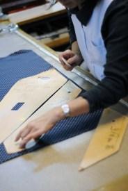 Cravate sur-mesure_1_Le dessin du patron