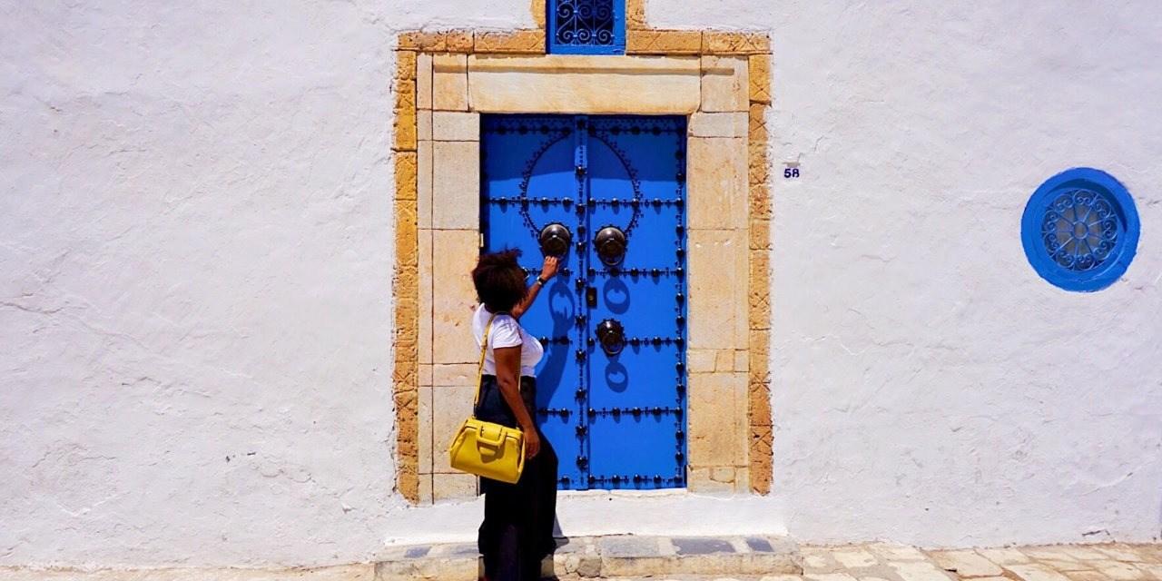 A Day Trip to Sidi Bou Saïd: Tunisia's Blue and White Gem