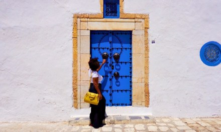 A Day Trip to Sidi Bou Saïd: Tunisia's Blue and White Gem