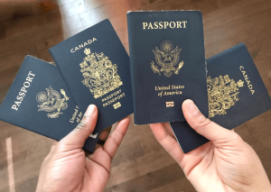 Dual citizen - Moving to Canada