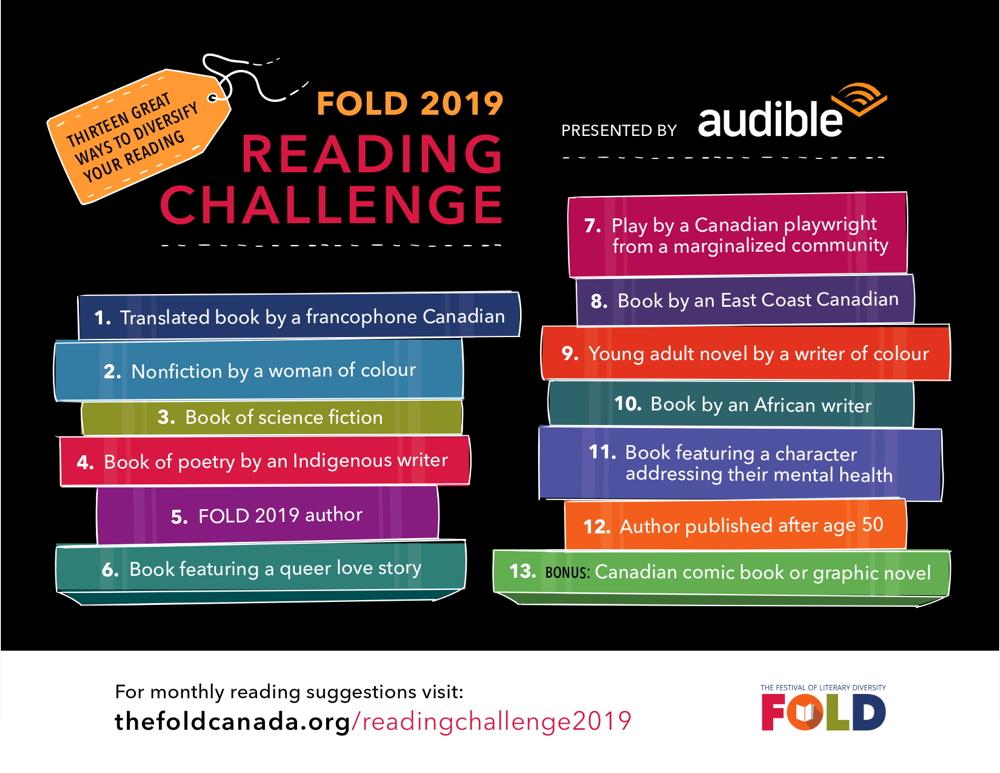 FOLD reading challenge