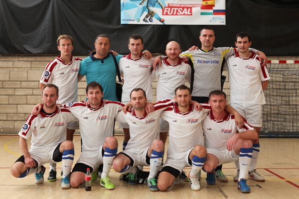 L'équipe Russe © Charles Crié/ccas