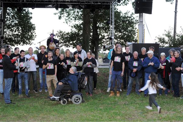 Festival de la lutte contre les discriminations/ © DR/ccas