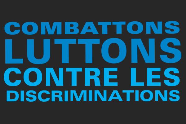 Combattons, luttons contre les discriminations©dir.com/ccas