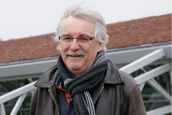 Gilles Pereyron est secrétaire général de Droit à l'énergie SOS Futur © DR/ccas