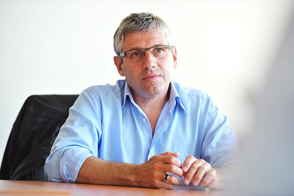 Michaël Fieschi, président de la CCAS©J.Millet/ccas