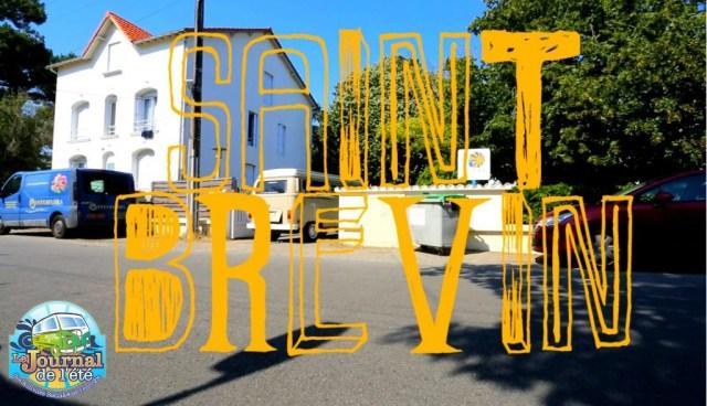 Après Morgat, en Bretagne, Milky nous a conduit à Saint-Brevin-les-Pins, en Loire-Atlantique...