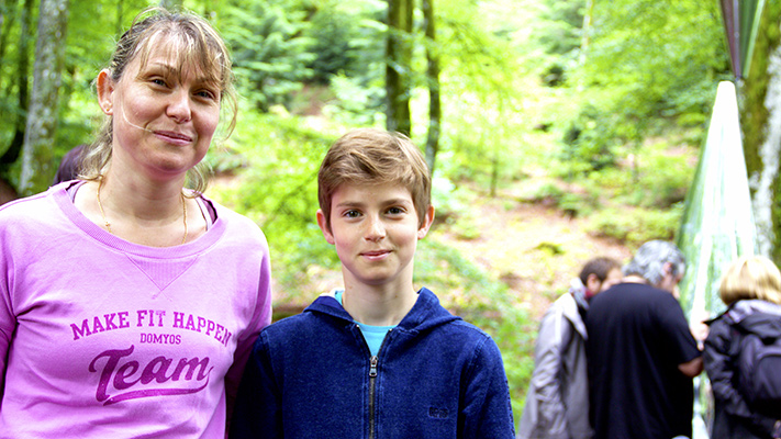 Lucas, Cindy et André©N.Coppin