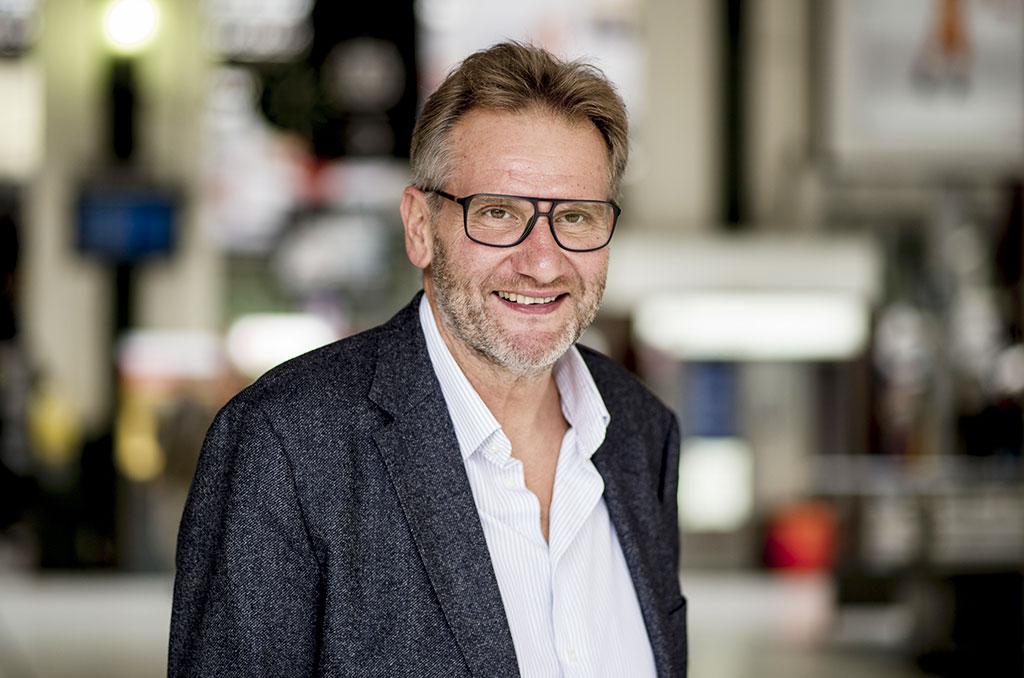 Portrait de Robert Textoris. Secretaire du Comite d'Entreprise Europeen ENGIE. © J.Millet/CCAS