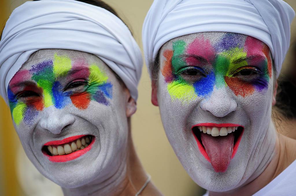 Julie et Camille au Festival d'Energies Soulac 2016 ©J.Marando/CCAS