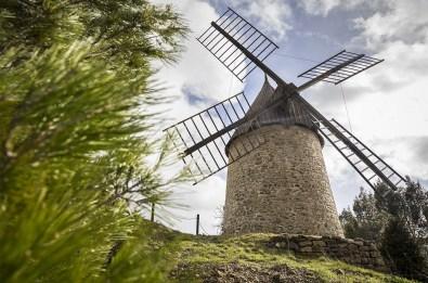 Moulin de Cucugnan. ©ÉricRaz/CCAS