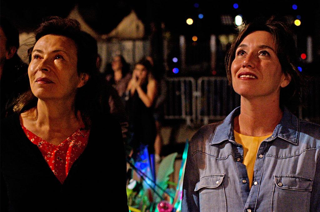 Irma la contemplative (Bojena Horackova) et Dolorès l'exubérante (Lola Dueñas) : une amitié nourrie par la beauté du monde. ©Shellac