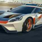 Ford Unveils New Heritage Studio Versions Of Gt Supercar