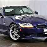 Pick Of The Day 2007 Bmw Z4 M Coupe A Rare Performance Standout