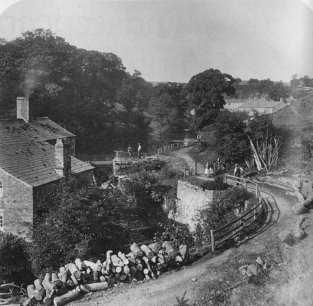 Roger Fenton (1859) Mill at Hurst Green