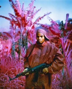 Figure 7: Richard Mosse (2013) from The Enclave