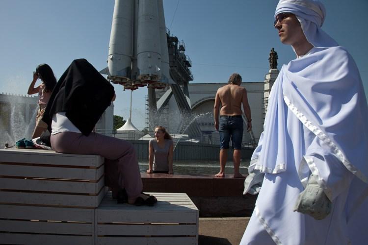 © Вивиан Дель-Рио, Москва