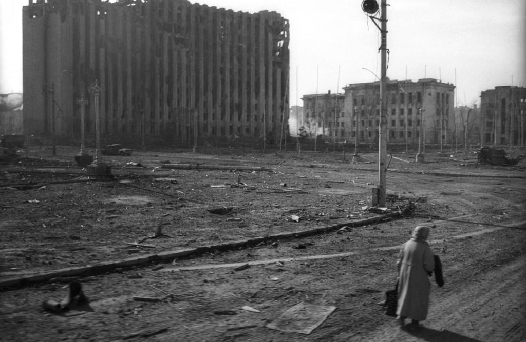 Грозный, март 1995