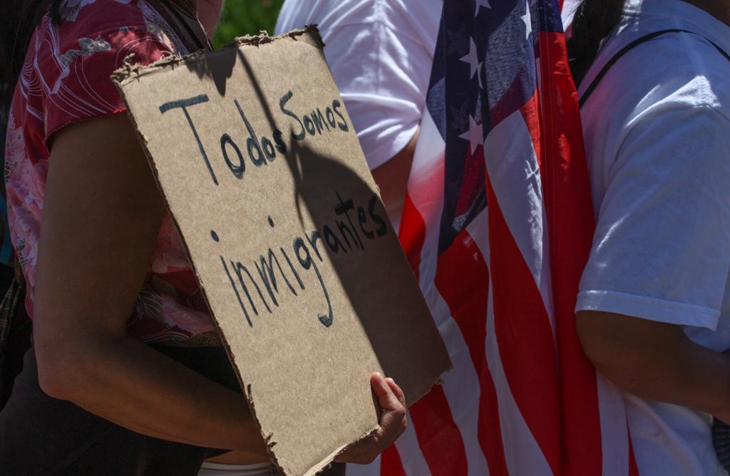 May Day 2010 – Saying No to Arizona's SB1070
