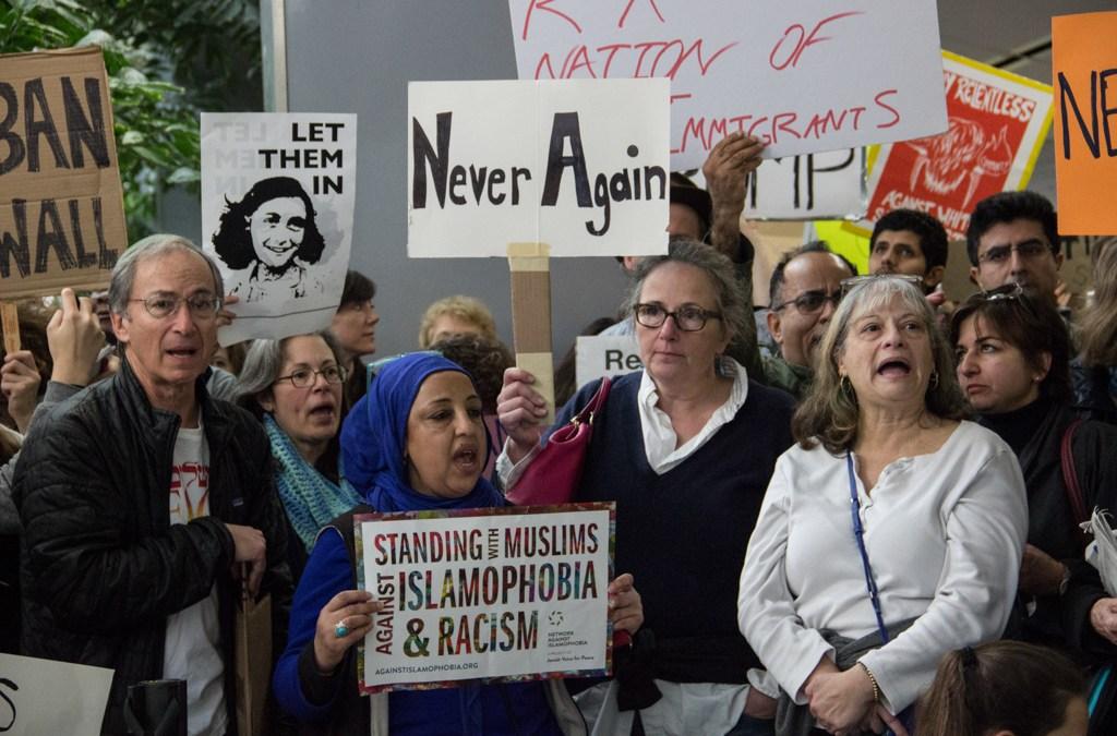 SFO – No Muslim Ban