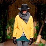 Robert Geller Fall 2012 – Interview and Collection