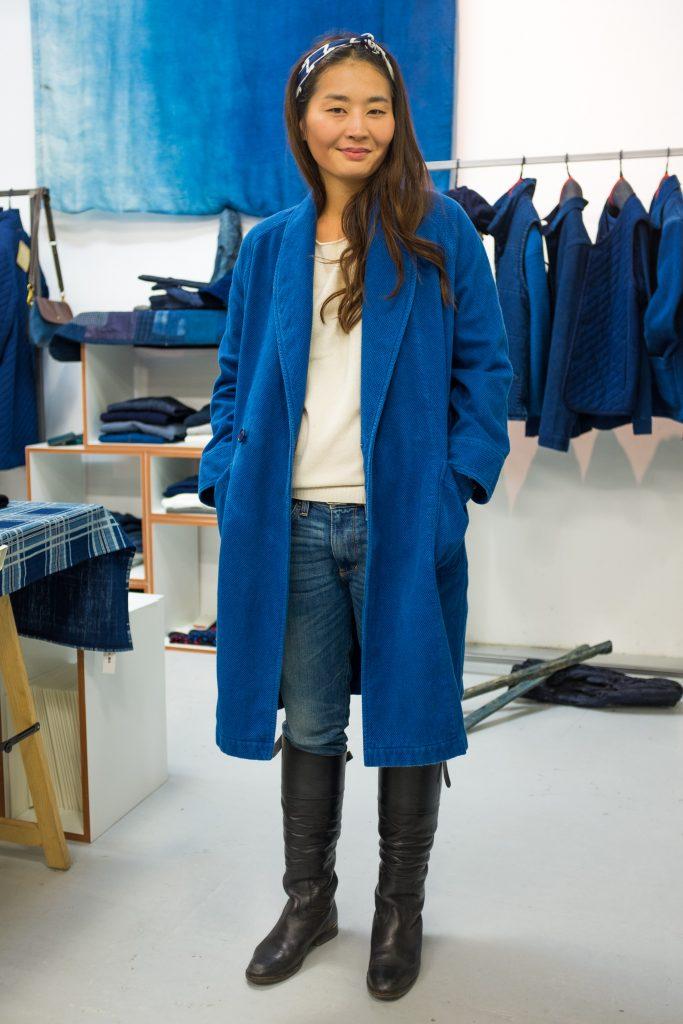 Blue Blue Japan F/W 2016