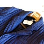 The Quilted Blazer: An Ideal Autumn Garment