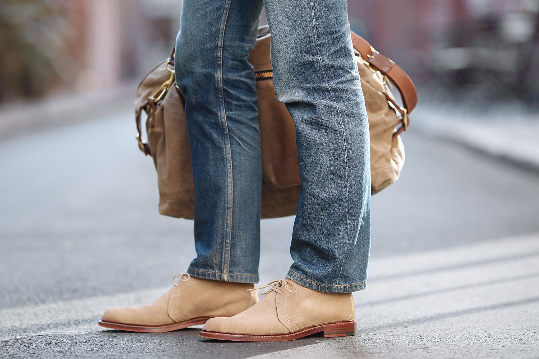 massdrop styleforum allen edmonds unlined suede chukka boot