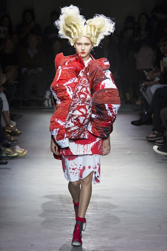 Is there room for humor in fashion?