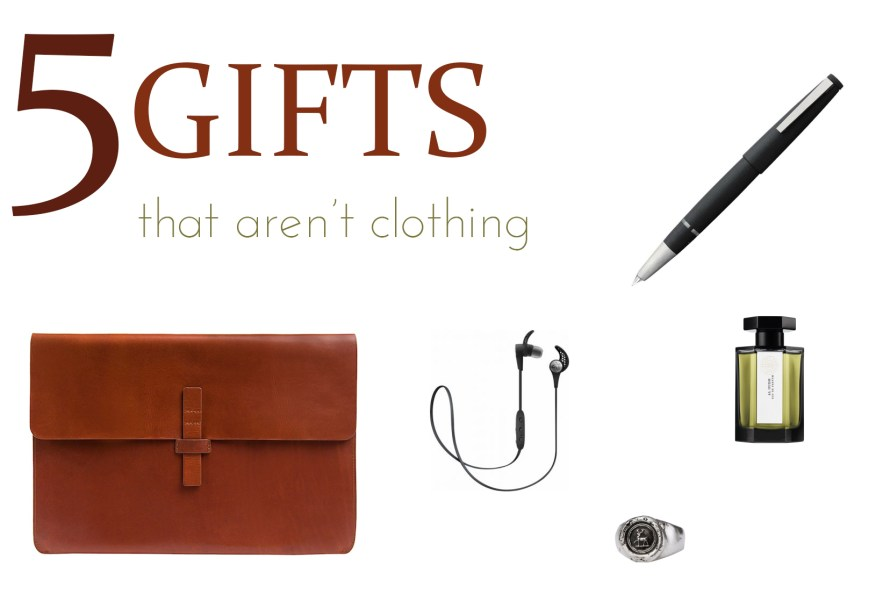 Jasper's holiday wishlist accessories gifts that aren't clothing